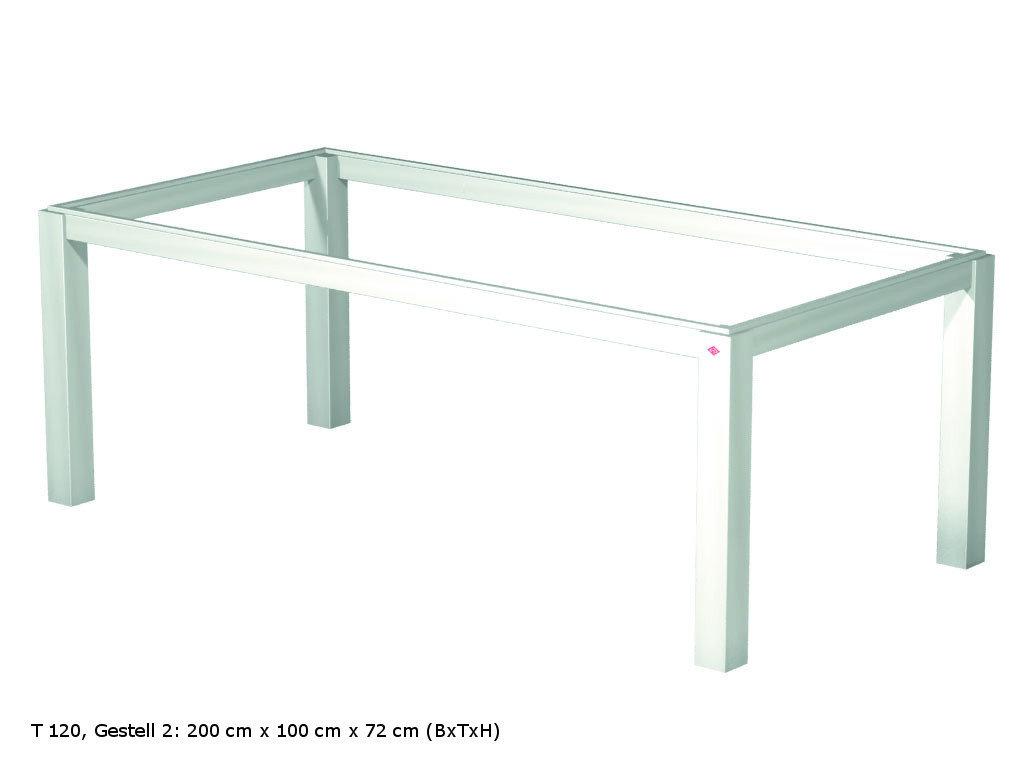 ... Wesco Tischgestell T120 Für Esszimmer U0026 Küche ...